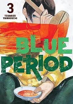 Blue Period Vol. 3