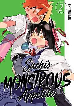 Sachi's Monstrous Appetite Vol. 2