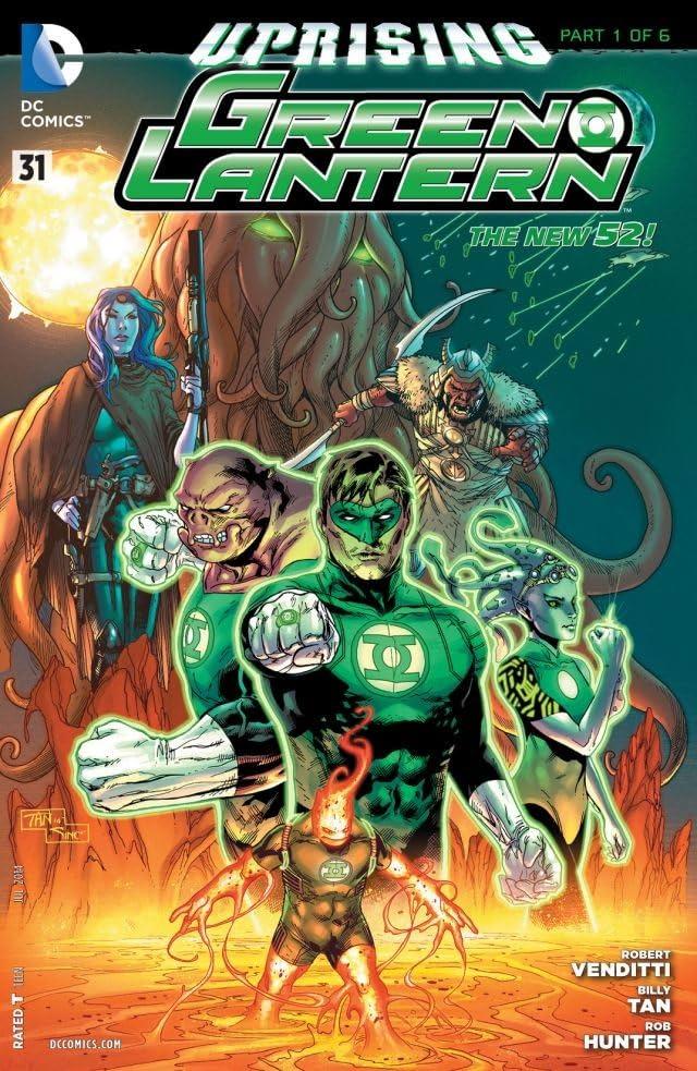 Green Lantern (2011-2016) #31