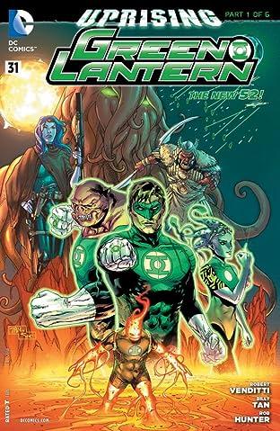 Green Lantern (2011-) #31