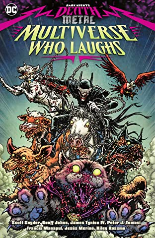 Dark Nights: Death Metal (2020-): The Multiverse Who Laughs