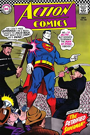 Action Comics (1938-2011) No.352