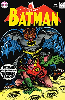 Batman (1940-2011) #209