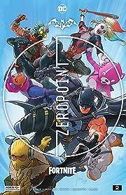 Batman/Fortnite: Zero Point (2021-) *NO FORTNITE CODE* #2