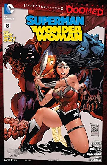 Superman/Wonder Woman (2013-2016) #8