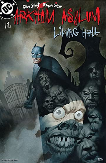 Arkham Asylum: Living Hell #1 (of 6)