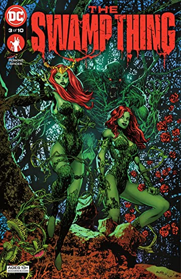 The Swamp Thing (2021-) #3
