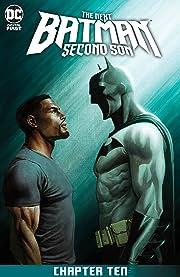 The Next Batman: Second Son (2021-) #10