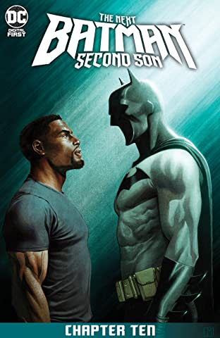 The Next Batman: Second Son (2021-) #10