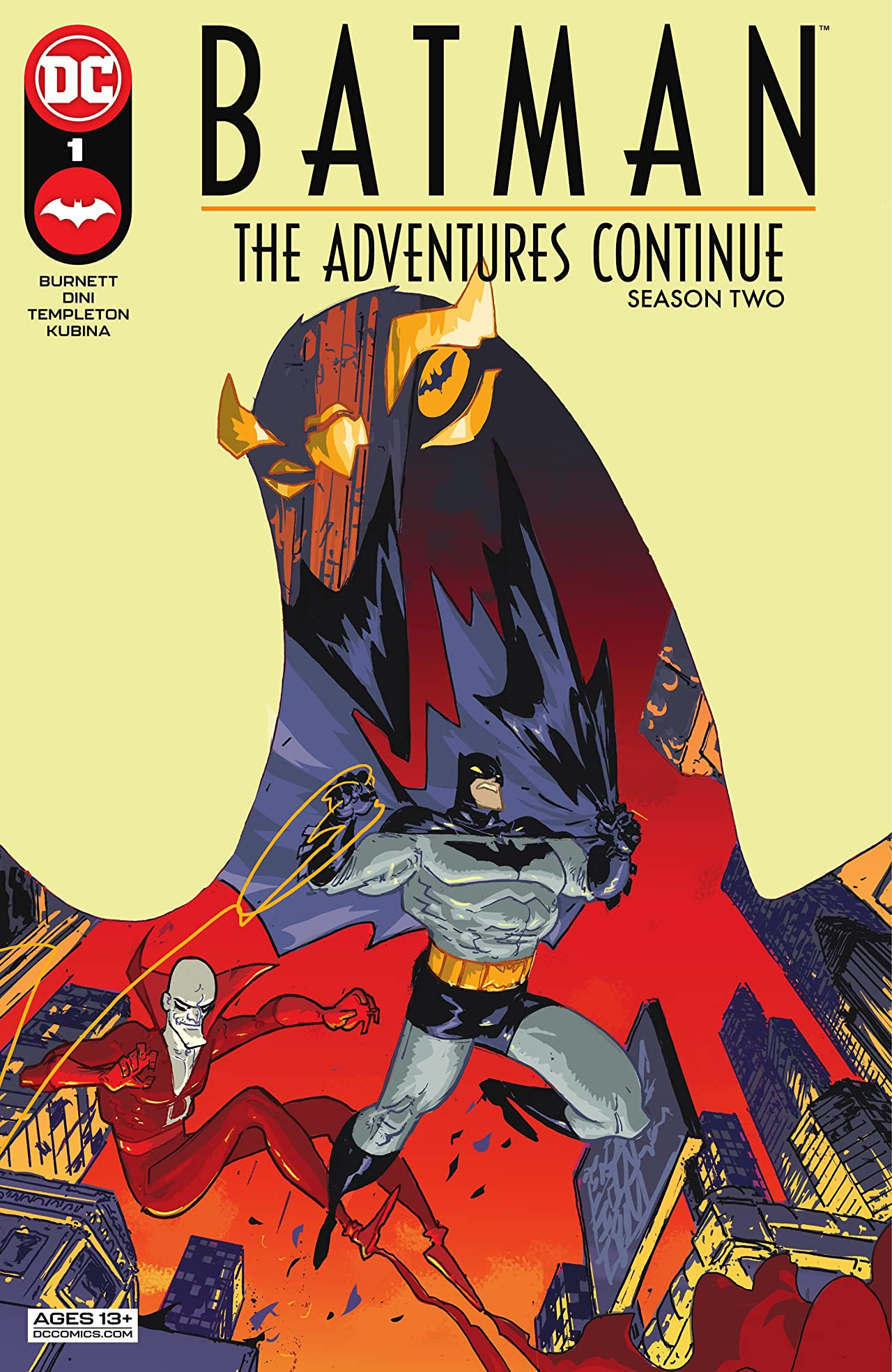 Batman: The Adventures Continue (2020-) #1: Season Two