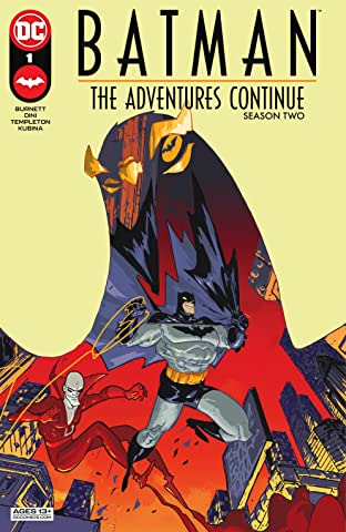 Batman: The Adventures Continue (2020-) #1: Season Two