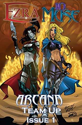 Arcana Team Up #1