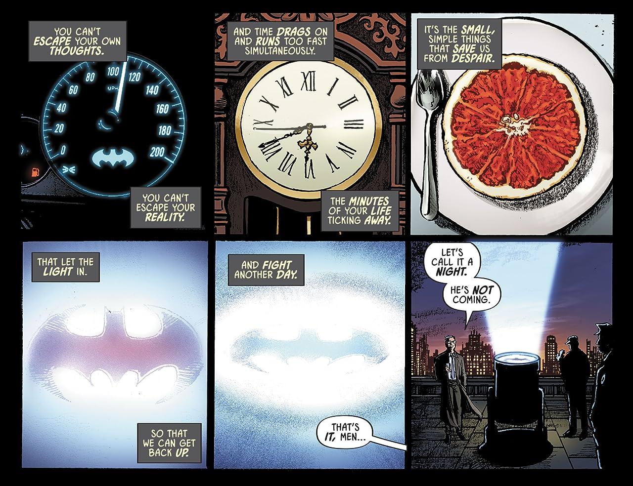 Legends of the Dark Knight (2021-) #6