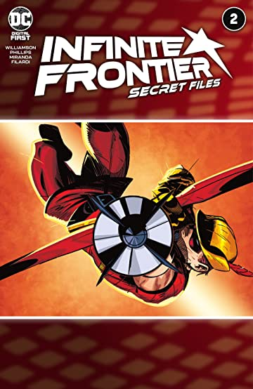 Infinite Frontier (2021) #2: Secret Files