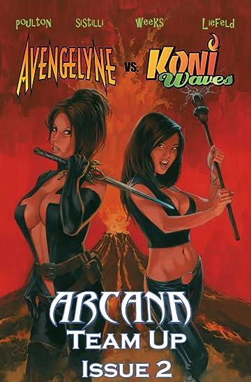 Arcana Team Up #2