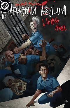 Arkham Asylum: Living Hell No.2 (sur 6)