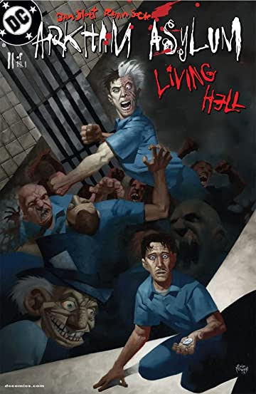Arkham Asylum: Living Hell #2 (of 6)