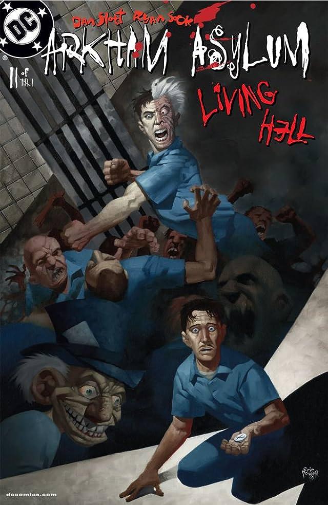 Arkham Asylum: Living Hell #2