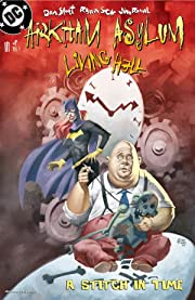 Arkham Asylum: Living Hell #3 (of 6)
