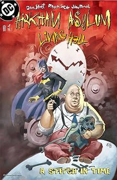 Arkham Asylum: Living Hell No.3 (sur 6)