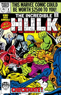 Incredible Hulk Annual #9