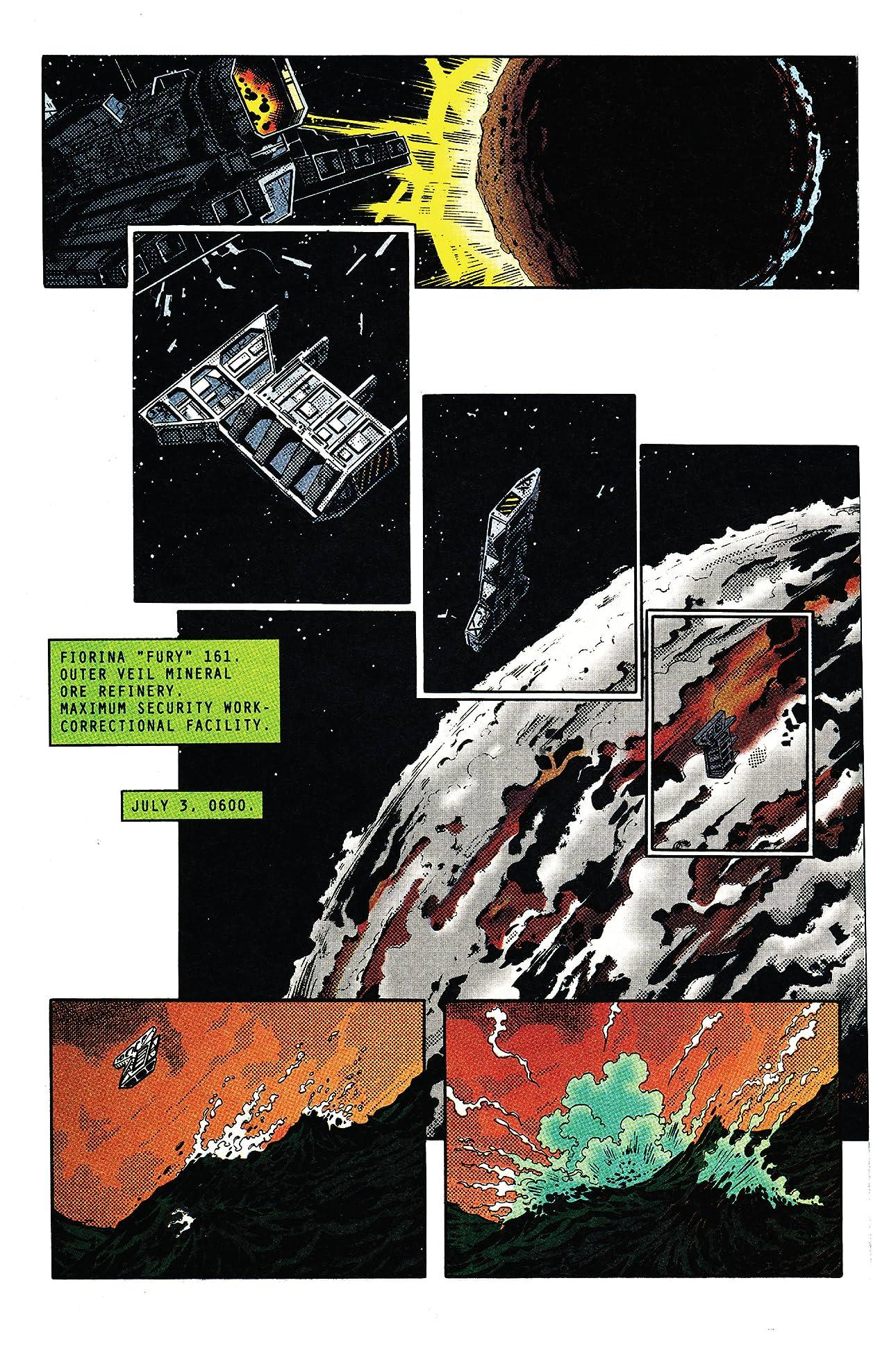 Alien 3 No.1