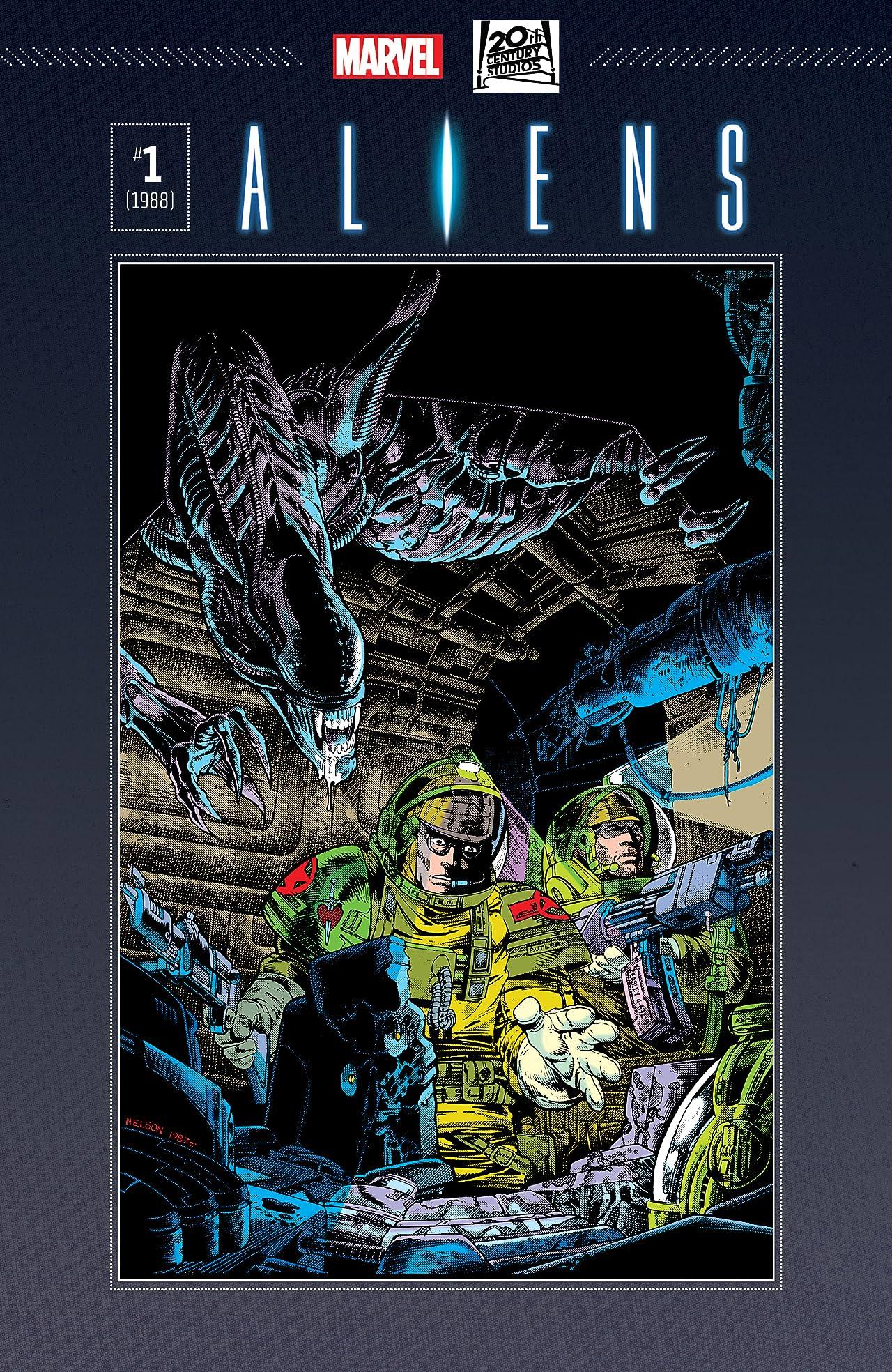 Aliens #1