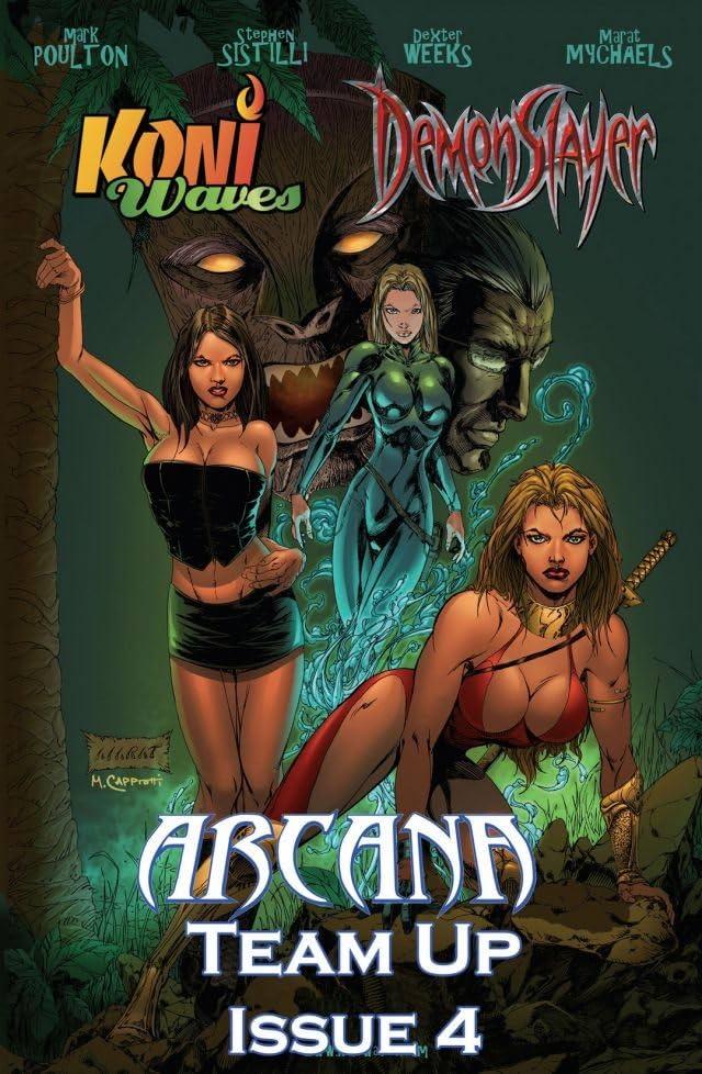 Arcana Team Up #4