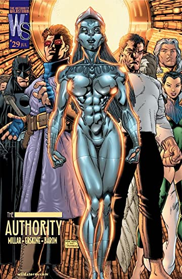 The Authority Vol. 1 #29