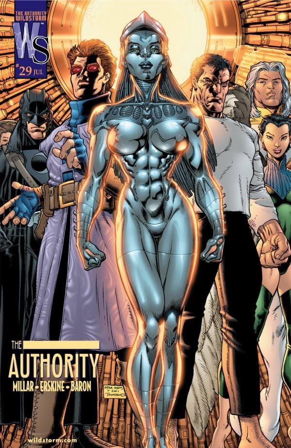 The Authority Vol. 1 #29