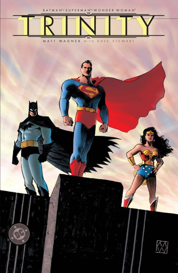 Batman/Superman/Wonder Woman: Trinity #1 (of 3)