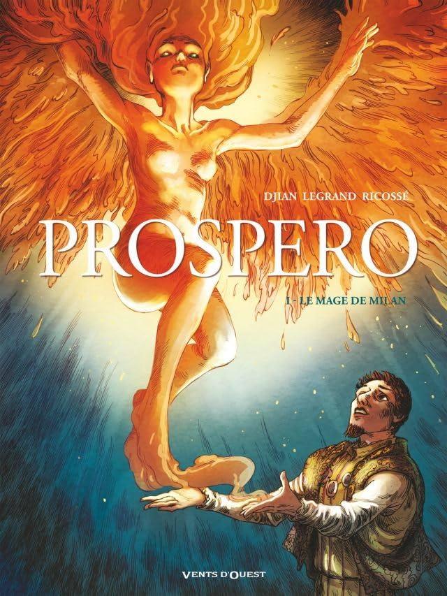 Prospero Vol. 1: Le Mage de Milan