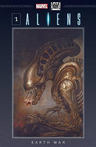 Aliens: Earth War #1