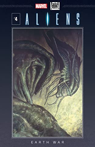 Aliens: Earth War #4