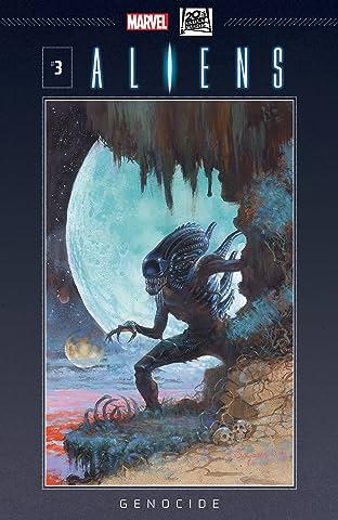 Aliens: Genocide #3