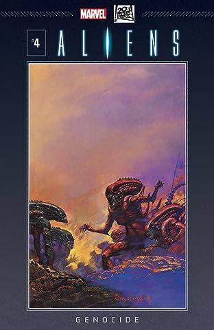 Aliens: Genocide #4