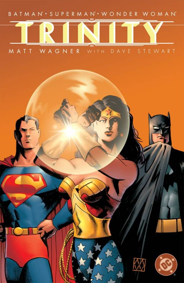 Batman/Superman/Wonder Woman: Trinity #3 (of 3)