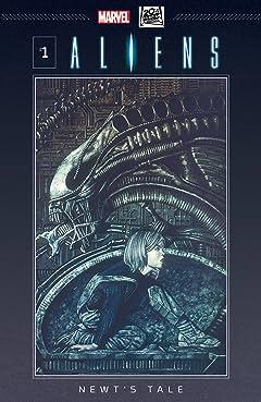 Aliens: Newt's Tale (1992) #1 (of 2)