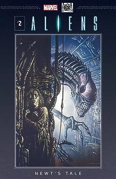 Aliens: Newt's Tale (1992) #2 (of 2)