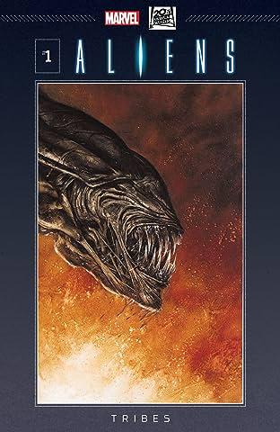 Aliens: Tribes #1