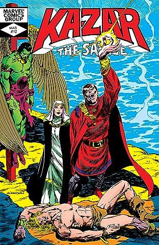Ka-Zar The Savage (1981-1984) #12