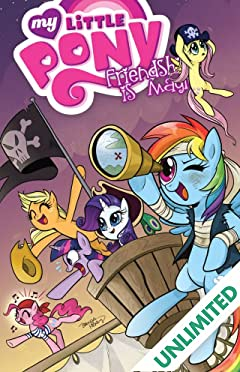 My Little Pony: Friendship Is Magic Vol. 4