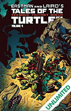 Teenage Mutant Ninja Turtles: Tales of the TMNT Vol. 4