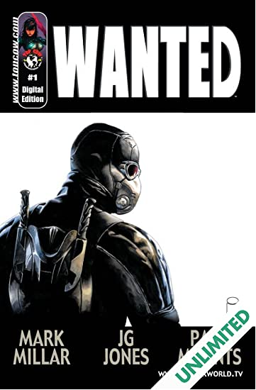 Wanted #1 (of 6)