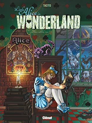 Little Alice in Wonderland Vol. 1: Run, rabbit, run !