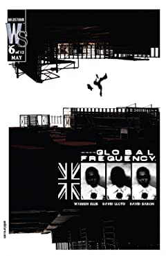Global Frequency #6 (of 12)