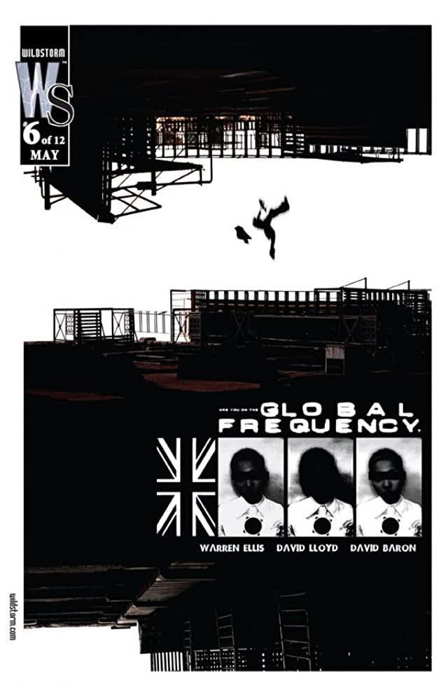 Global Frequency #6
