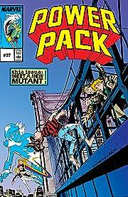 Power Pack (1984-1999) #37