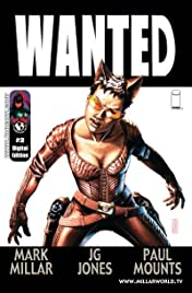 Wanted #2 (of 6)