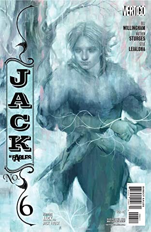 Jack of Fables No.6